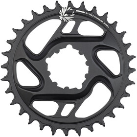 SRAM X-Sync Eagle CF Klinge 6mm 12-speed sort